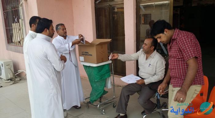 اجراءات احترازية يفرضها مركز الدواية الصحي النموذجي لمواجهة مرض الكوليرا